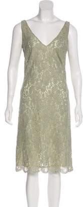 Givenchy Vintage Lace Dress