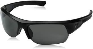 Under Armour Unisex-Adult Ua Big Shot 8630085-000168 Polarized Wrap Sunglasses