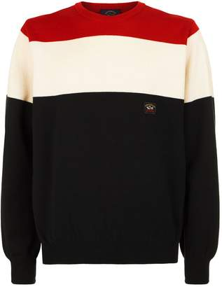 Paul & Shark Striped Sweater