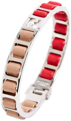Fendi Silver Metal Bracelets