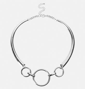 Avenue Ring Collar Necklace