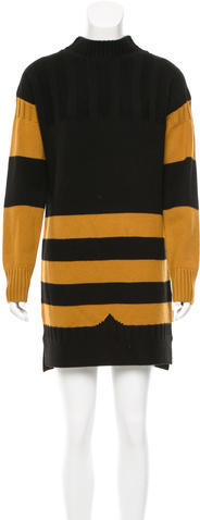 HunterHunter Striped Merino Wool Dress w/ Tags