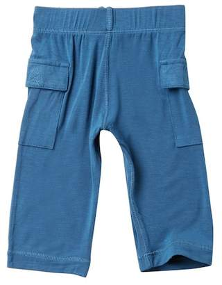 Kickee Pants Solid Cargo Pant in Twilight (Baby, Toddler, Little Boys, & Big Boys)