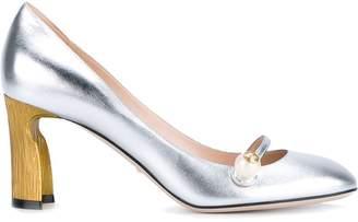 Gucci heeled pumps
