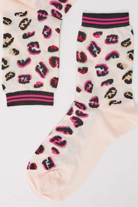 Fendi FF Splash socks