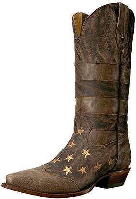 Roper Men's Man's Flag Work Boot