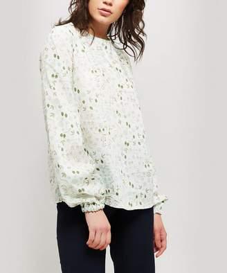 Mirabelle Liberty London Womens Cotton Milly Shirt