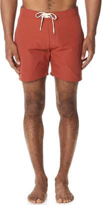 Saturdays NYC Colin Solid Board Shorts