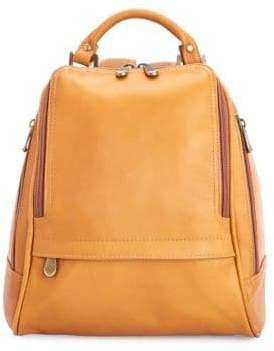 ROYCE New York New York Sling Backpack
