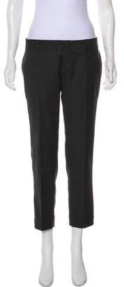 DSQUARED2 Low-Rise Wool Pants