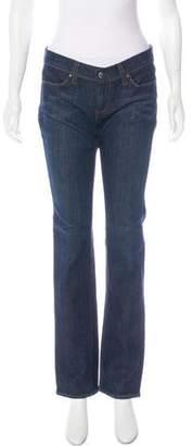 Habitual Mid-Rise Straight-Leg Jeans
