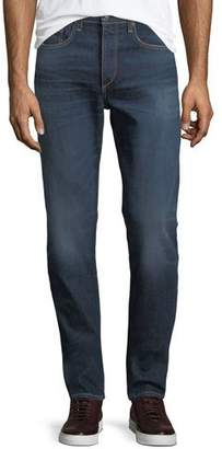 Rag & Bone Men's Standard Issue Fit 2 Mid-Rise Relaxed Slim-Fit Jeans, Worn Ace