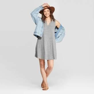 Universal Thread Women's Sleeveless V-Neck At Knee Tank Dress