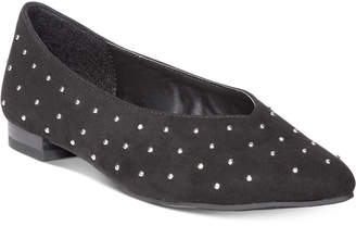 Esprit Danika Pointed-Toe Slip-On Flats Women's Shoes