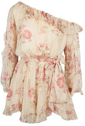 Zimmermann Corsair Whimsy Playsuit
