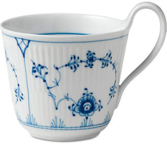 Royal Copenhagen Blue Fluted Plain High Handle Mug