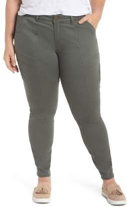 Wit & Wisdom Flex-ellent Stretch Cotton Cargo Pants
