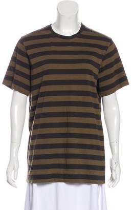 Marni Stripped Crew Neck T Shirt