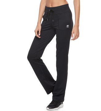 Fila Sport Women's SPORT Movement Straight-Leg Pants