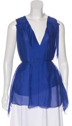 Stella McCartney Silk Layered Top Silk Layered Top