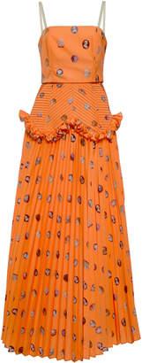 Rosie Assoulin Pins And Needles Dress