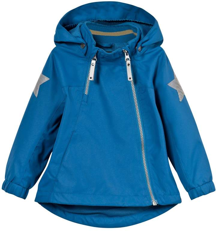 Deep Water Blue Hopla Jacket