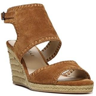 Women's Via Spiga Izett Wedge Espadrille Sandal $195 thestylecure.com