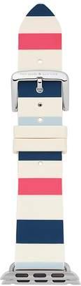 Kate Spade Striped Apple Watch Strap