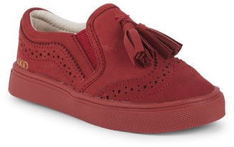 Akid Baby Girl's, Little Girl's & Girl's Liv Brogue Leather Tassel Loafers