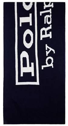 Ralph Lauren Vintage Logo Scarf
