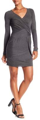 Bailey 44 Long Sleeve Ruched Dress
