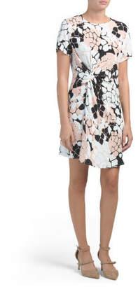 Juniors Australian Designed Leopard Dress