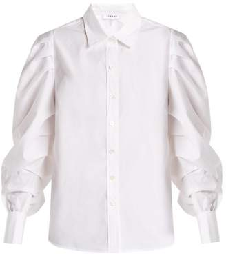 Frame Extreme Cotton Shirt - Womens - White