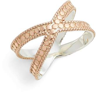 Anna Beck Crisscross Ring