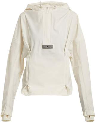 adidas by Stella McCartney Waterproof pull-over jacket