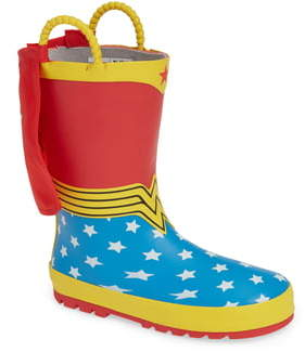 Western Chief Wonder Woman Waterproof Rain Boot