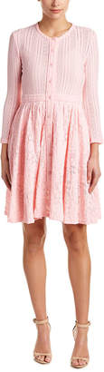 Maje Roxo A-Line Dress