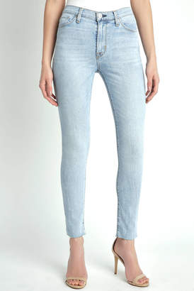 Hudson Barbra Raw Hem Gemini Skinny Jean