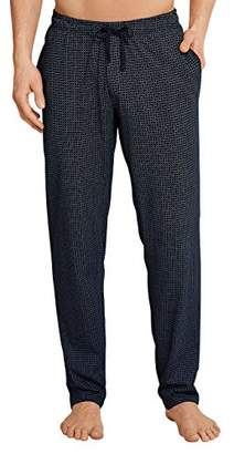 Schiesser Men's Mix & Relax Hose Lang Pyjama Bottoms,(Size: 052)