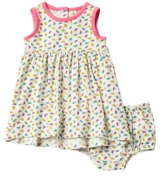 Tucker + Tate Easy Knit Dress With Binding (Baby Girls)