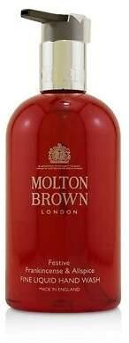Molton Brown NEW Festive Frankincense & Allspice Fine Liquid Hand Wash 300ml