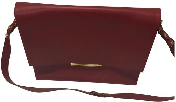 CelineBlade leather handbag