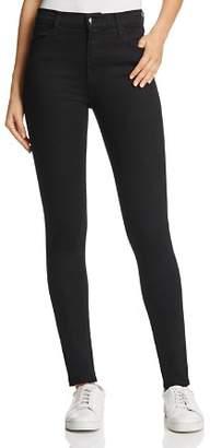 J Brand Maria High-Rise Skinny Jeans in Vanity