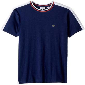 Lacoste Kids Colorblock Flamme T-shirt Boy's Clothing