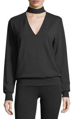 Bailey 44 Eye Splice Long-Sleeve Sweatshirt