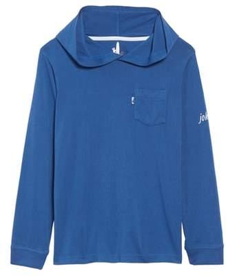 johnnie-O Eller Hooded T-Shirt