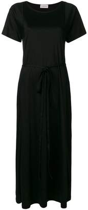 Lemaire tied waist long dress