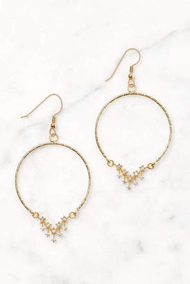 Lucky Star Jewels Comet Earrings