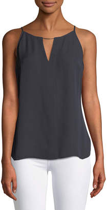 Elie Tahari Pixie Sleeveless Silk Blouse