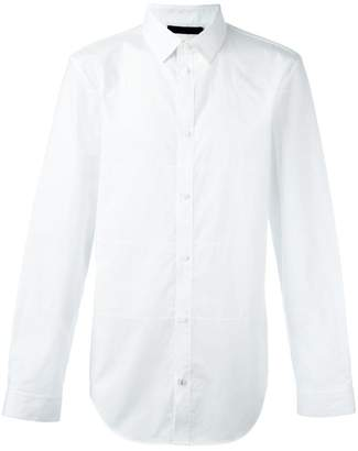 Alexander Wang (アレキサンダー ワン) - Alexander Wang パネルデザインシャツ